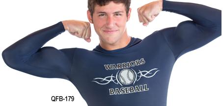custom baseball performance wear