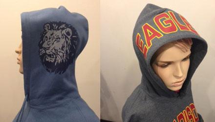 unique hoodie printing