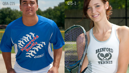 custom sports apparel